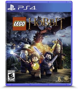 Lego: The Hobbit (PS4 Download) - PS Plus Required