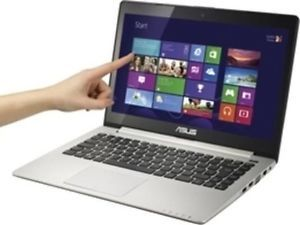 Asus S400CA-BSI3T12 Touch Core i3-3217U, 4GB RAM, 500GB HDD + 24GB SSD (Refurbished)