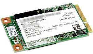 Intel 525 Series Intenal SSD 180GB SSDMCEAC180B301