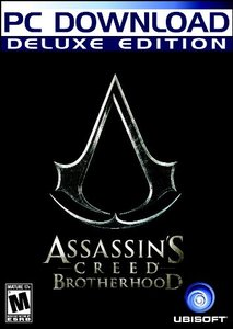 Assassin's Creed: Brotherhood Deluxe Edition (PC Download)