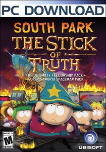 South Park: The Stick of Truth – Ultimate Fellowship & Samurai Spaceman Bundle (PC DLC)