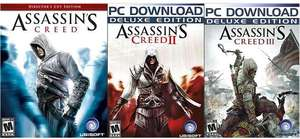 Assassin's Creed Triple Pack (PC Download)