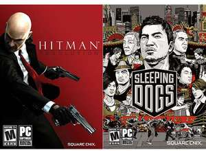 Sleeping Dogs + Hitman: Absolution (PC Download)