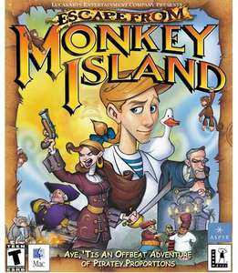 The Secret of Monkey Island: Special Edition (PC Download)