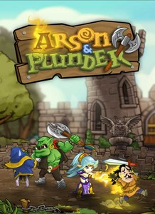 Arson and Plunder: Unleashed (PC Download)