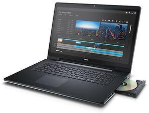 Dell Inspiron 17 5000 Series, Core i5-6200U, 8GB RAM