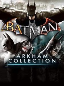 Batman Arkham Bundle (PC Download)
