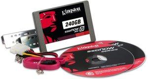 """Kingston V300 SSD Desktop Upgrade Kit 2.5"""" 240GB SV300S3D7/240G"""