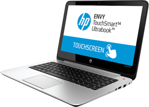 HP Envy 14 TouchSmart Ultrabook 14t-k120us Core i5-4200U, 8GB RAM + Free 4G for Life