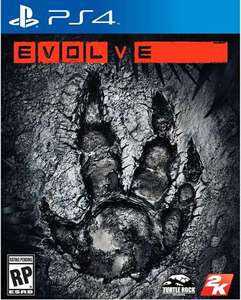 Evolve (PS4 Download) - PS Plus Required