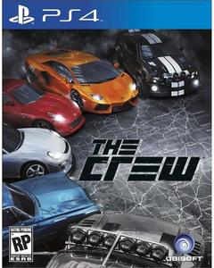 The Crew (PS4 Download) - PS Plus Required