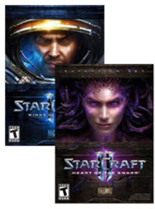 StarCraft II: Wings of Liberty + Heart of the Swarm (PC)