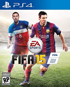 FIFA 15 (PS4 - Pre-owned)