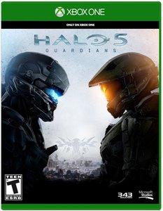 Halo 5: Guardians (Xbox One Download) - Gold Required