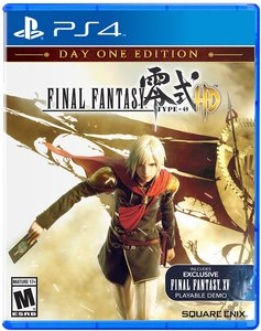 Final Fantasy Type-0 HD (PS4 Download) - PS Plus Required