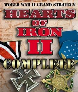 Hearts of Iron II Complete (PC Download)