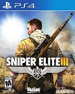 Sniper Elite 3 (PS4 Download)