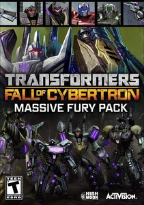Transformers: Fall of Cybertron - Massive Fury Pack (PC DLC)