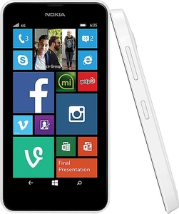 Nokia Lumia 635 No Contract Smartphone (AT&T Go Phone)