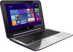 HP Pavilion x360 11t Touch Celeron N3050, 4GB RAM (Silver)