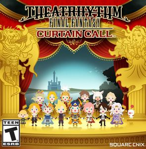 Theatrhythm Final Fantasy Curtain Call (Nintendo 3DS)