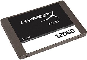 "Kingston HyperX Fury SSD 2.5"" 120GB SHFS37A/120G"