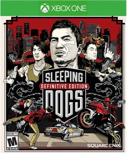 Sleeping Dogs Definitive Edition (Xbox One Download) - Gold Required