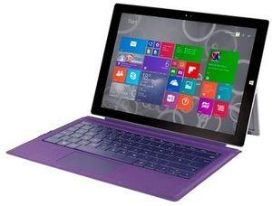 Microsoft Surface Pro 3 Core i5, 1440p, 128GB + Keyboard (Refurbished)