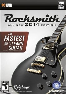 Rocksmith 2014 Edition with Real Tone Cable (PC/Mac DVD)