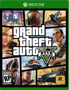 Grand Theft Auto V (Xbox One Download) - Gold Required