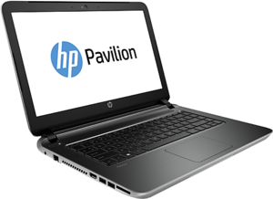 HP Pavilion 14t Pentium N3050, 2GB RAM, 32GB eMMc (Black)