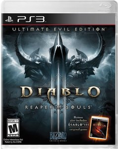 Diablo 3: Reaper of Souls Ultimate Evil Edition (PS3)