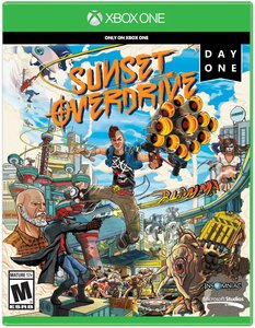 Sunset Overdrive Day One Ed. (Xbox One) + $10 Best Buy Rewards