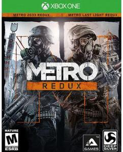 Metro Redux Bundle (Xbox One Download) - Gold Required