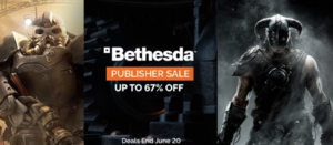 Green Man Gaming Sale: Bethesda