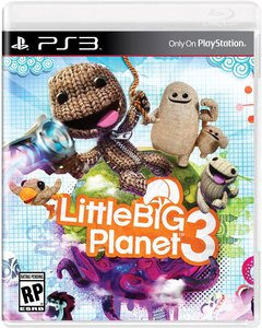 Little Big Planet 3 (PS3 Digital Code)