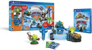 Skylanders Trap Team Starter Kit (PS4)