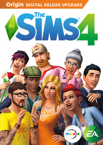 The Sims 4 Digital Deluxe Upgrade (PC Download)