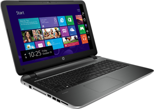 HP Pavilion 15z, AMD Quad-Core E2-7110, 4GB RAM