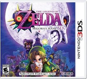 The Legend of Zelda: Majora's Mask (Nintendo 3DS Download)