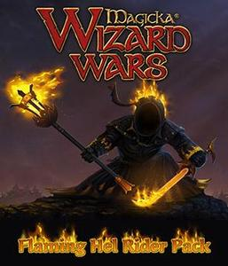 Magicka: Wizard Wars - Flaming Hel Rider Pack (PC DLC)