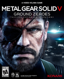 Metal Gear Solid V: Ground Zeroes (PC Download)