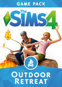 The Sims 4: Outdoor Retreat (PC DLC)