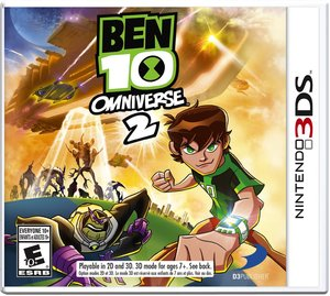 Ben 10: Omniverse 2 (Nintendo 3DS)