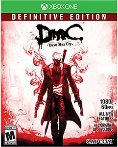 DmC Devil May Cry: Definitive Edition (Xbox One) - Pre-owned