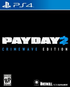 Payday 2: Crimewave Edition (PS4) - Pre-owned