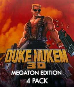 Duke Nukem 3D: Megaton Edition - 4 Pack (PC/Mac Download)