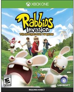 Rabbids Invasion: The Interactive TV Show (Xbox One)