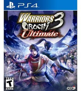 Warriors Orochi 3 Ultimate (PS4 Download) - PS Plus Required