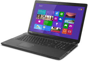 Toshiba Satellite C75D-B7260 AMD A6-6310, 8GB RAM (Refurbished)